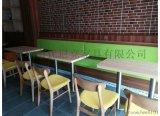 城市快餐桌椅,连锁店餐厅桌椅,餐厅桌椅供应厂家!