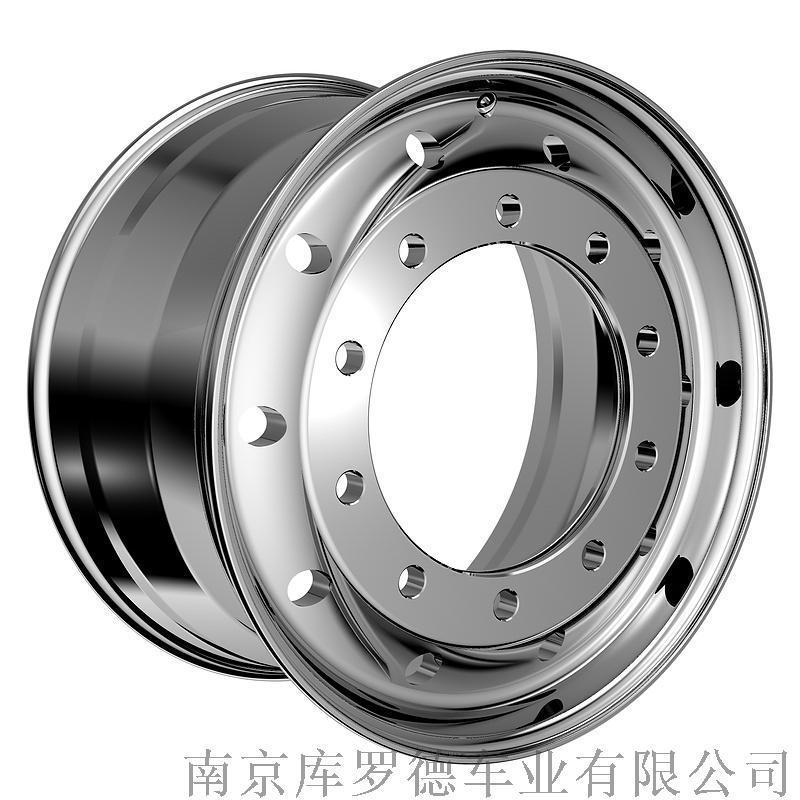 合肥鋁合金萬噸級鍛造卡車輪轂1139