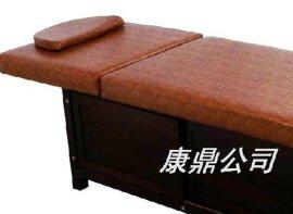 碳化实木美容美体  床