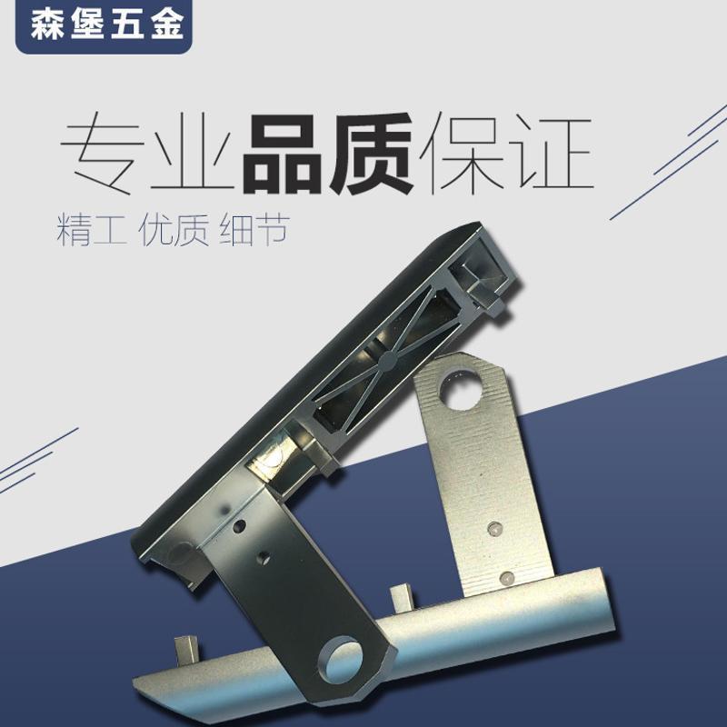 压铸厂 锌合金 铝合金压铸定做 精加工 表面抛光电镀处理包装