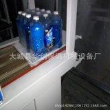 厂销矿泉水热收缩包装机 袖口式PE膜打包机 大小规格套膜机膜包机