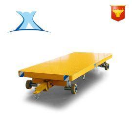 零件配送农田拖车牵引平板车2t平板拖车