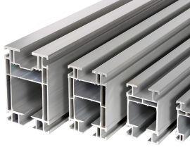 鋁合金軌道小車 鋁合金軌道備件 組合式鋁合金軌道