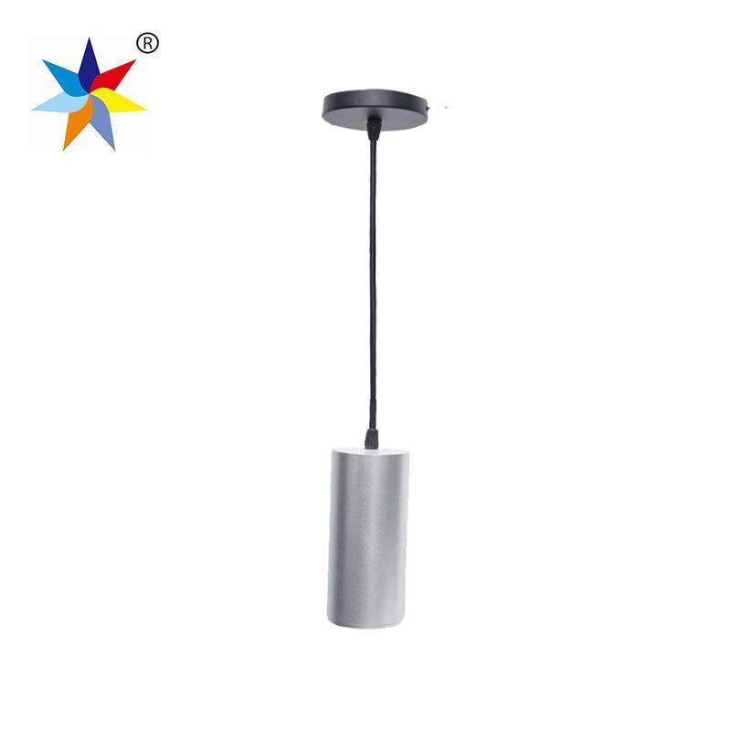 cob明裝軌道燈現代軌道燈led射燈長吊杆咖啡餐廳軌道燈廠家直銷