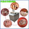单双条全自动香肠扎线机优惠厂家 香肠腊肠全自动绕线机 厂家直销