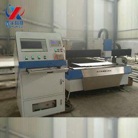 双驱6020光纤激光板管一体机 厂家直供光纤激光板管一体机