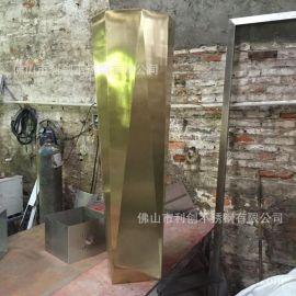 供应不锈钢花盆创意电镀彩色不锈钢花盆不锈钢花盆加工