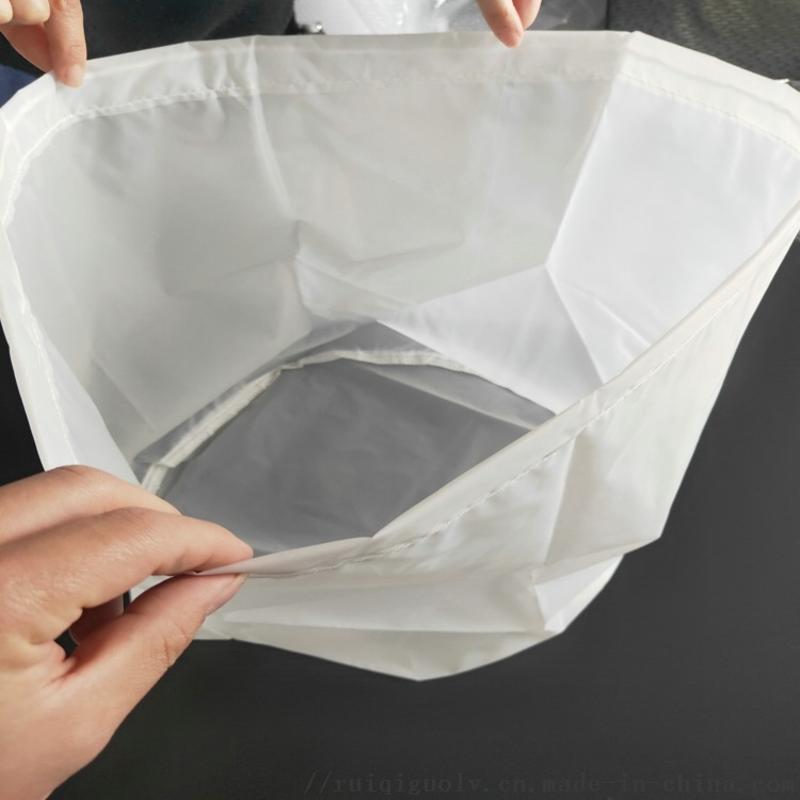 液體過濾廣東水處理液體過濾袋 廣州尼龍網200目濾袋
