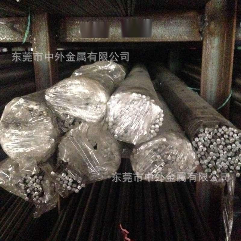 SUS420F冷拉不锈钢棒易切削420F光圆钢棒