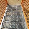 安徽隧道项目防滑板 鳄鱼嘴防滑板 镀锌板防滑板