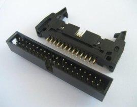 排线插座,勾勾牛角插座连接器