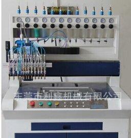 利鑫lx-p800全自动点胶机 快速**专业自动化滴塑设备