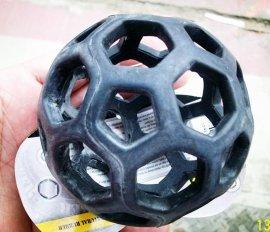 一站式采购工厂优质橡胶球宠物玩具球定制销售