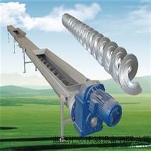 螺旋绞龙输送机 管状螺旋提升机 粮食提升机 管径提升机