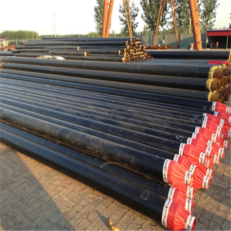 聚氨酯保溫鋼管 預製直埋發泡保溫管