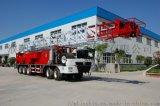 中國重汽135噸油田修井機專用車