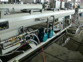 HDPE水泥预应力塑料波纹管生产线