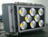 提供大功率鰭片散熱投光燈LED400w