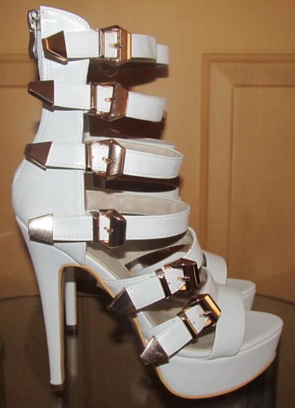 欧美时装高跟鞋