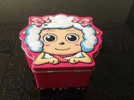 果冻|糖果铁盒|个性|喜洋洋|创意|手挽铁盒|不规则礼盒|