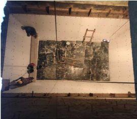耐磨阻燃超高分子量聚乙烯煤仓衬板料仓衬板