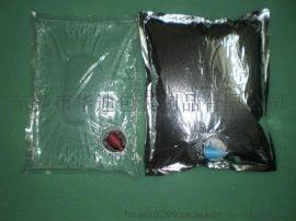 东莞华迪包装制品有限公司供应黑红兰白式蝶阀盒中袋  袋