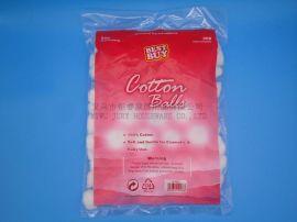 厂家生产200粒 白色脱脂棉球 小额批发 卸妆棉球 棉球出口 OEM