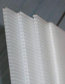 厂家直供深圳周边塑料中空广告板 塑料印刷板 经久耐用