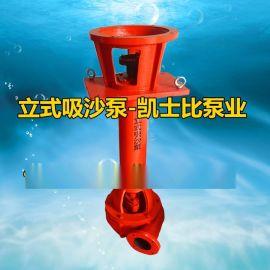 凯士比立式液下吸砂泵、污水杂质泵100NSL-15泥沙抽砂泵