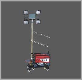 Z-SFW6110D 全方位遥控移动照明灯/移动照明车/大功率升降照明车
