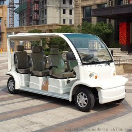 常州6座电动观光车,景区游览电动车