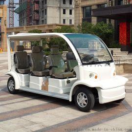 常州6座電動觀光車,景區遊覽電動車
