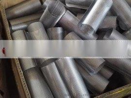 科雷供应不锈钢滤筒 丝网过滤筒 菱形网过滤筒 304