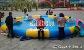 河南经营儿童游乐设备充气游泳池质量好的厂家