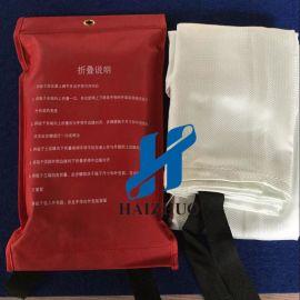 山东生产防火毯厂家 电焊防火毯 玻璃纤维材质 规格齐全可订做