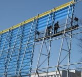 烏蘭浩特柔性防風抑塵網價格、廠家、專業安裝施工