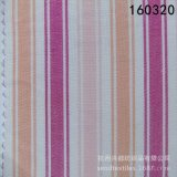 32S*30S棉粘色织条 高档时装面料