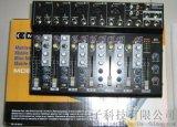 XUOKA台湾逊卡 MCB-1003 8路便携式电池工作调音台