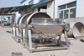 电加热导热油400型重诺夹层锅
