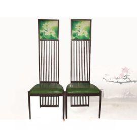 鑫兴供应苏式金属餐椅 荷塘月色 古典中式家具厂家直销批发定做苏式金属餐椅