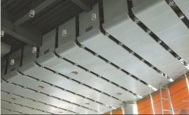 异形铝天花吊顶 造型铝单板铝合金天花吊顶材料