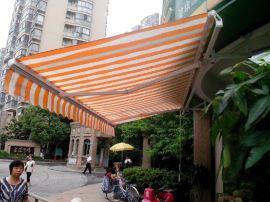 室外雨棚安装,遮阳棚价格,电动遮阳棚,电动伸缩蓬