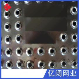 厂家生产镀锌板凸起防滑板起鼓防滑板鱼眼防滑板折弯焊接