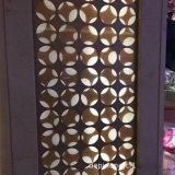 屏光包柱鋁單板 鏤空透光鋁單板定製加工