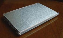 铝塑踢脚板 拉丝橱柜踢脚线