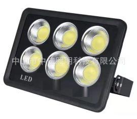 新款户外led投光灯外壳 金钻款300W集成投光灯压铸聚光投光灯外壳