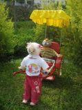 机器人黄包车-中型