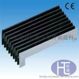 專業定制高溫阻燃防護罩 耐高溫風琴防護罩 寧波防護罩