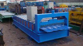 900琉璃瓦双层压瓦机,彩钢设备,彩钢压瓦机