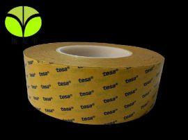 供应德莎tesa4967 PET透明双面胶带高粘接保持力少溢胶可模切冲型